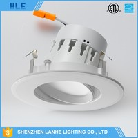 4 6 inch led retrofit recessed dimmable 10 watt led downlight