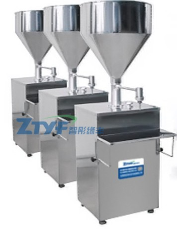 industrial machines liquid heavy filling machinery semi automatic paste filling equipment