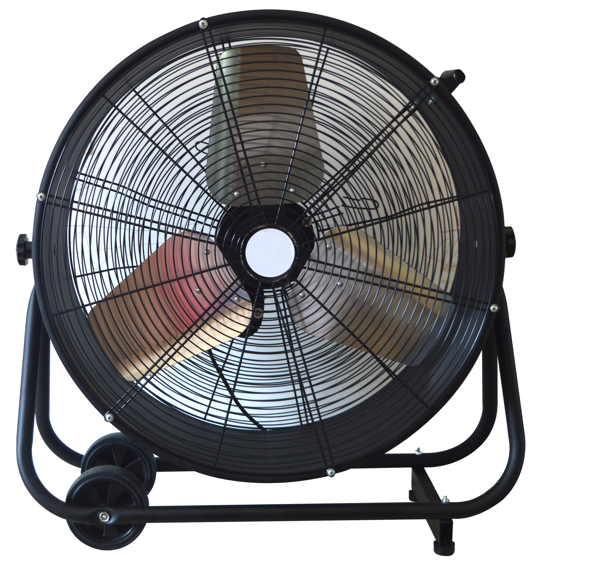 24&quot; inch high velocity electrical exhaust industrial <strong>air</strong> blower price moveable <strong>ventilator</strong> <strong>Portable</strong> industrial fan drum fan
