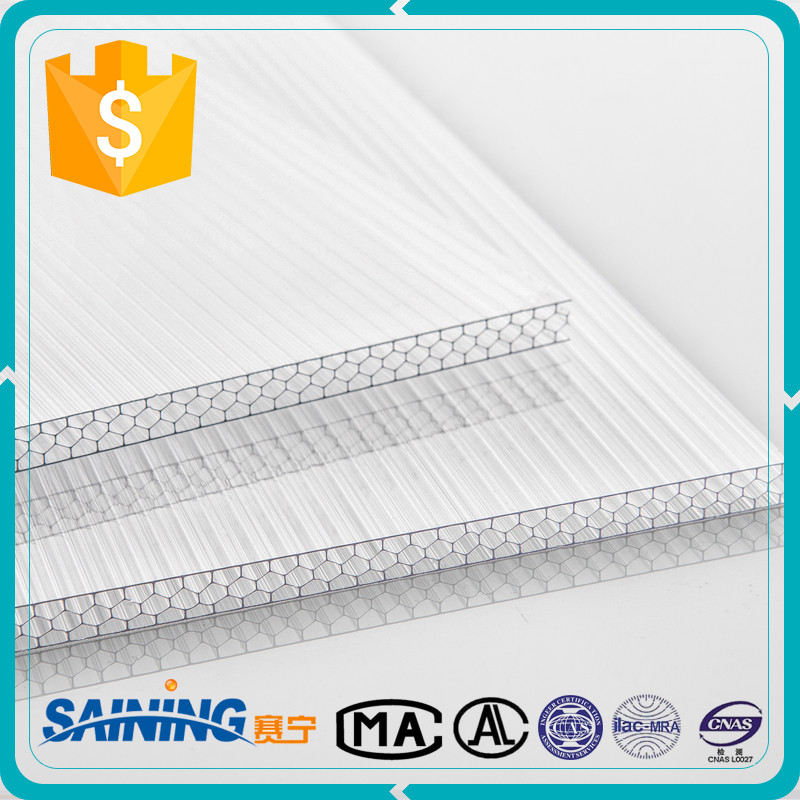 New Building Material Greenhouse Fiberglass Roofing Sheets