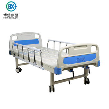 Medical Equipment 2 Crank Patient Manual Lateral Tilt Hospital Bed