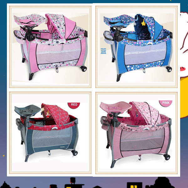folding best selling walmart baby crib sets iron crib portable baby crib - Walmart Baby Cribs