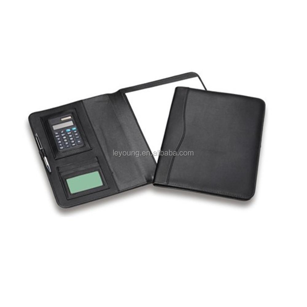 A3 Leather Fashion Portfolio Folder, A3 Leather Fashion Portfolio ...