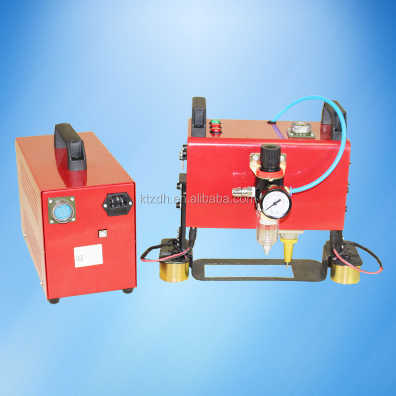 line or dot peen high precision air pressure quality dot pining marking machine steel marking machine