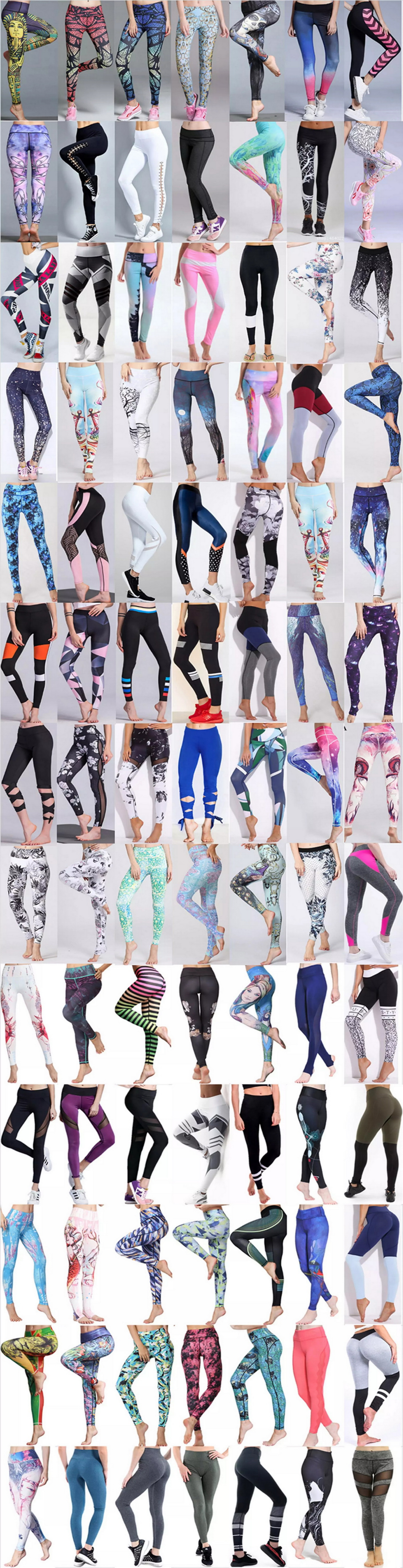Digital Print Color Zebra Yoga Sports Leggings Yoga Pants for Women