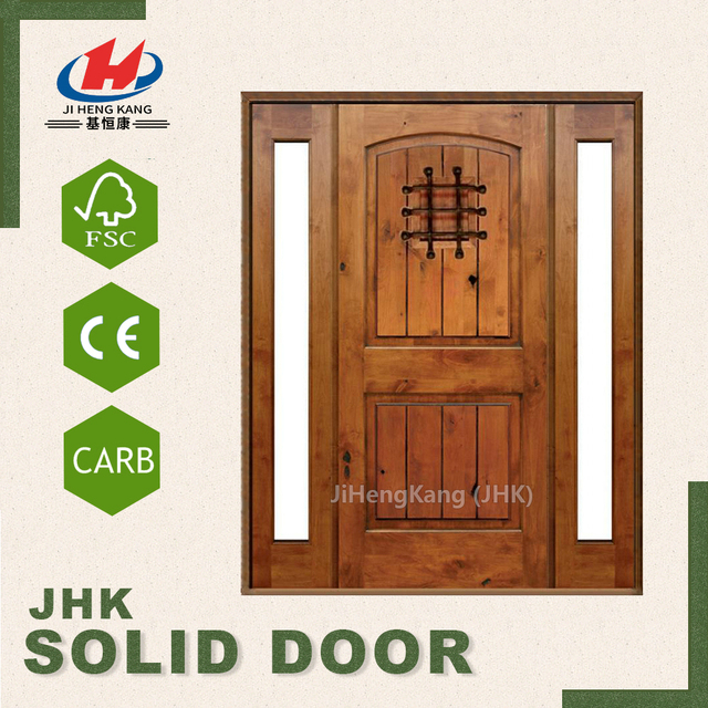 JHK  80 X 32 Residential Luxury Exterior Expandable Security Doors In China