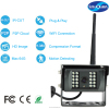 Factory Low Price Battery Powered Outdoor Waterproof IR HD WIFI IP Camera For Car Backup Parking Systems