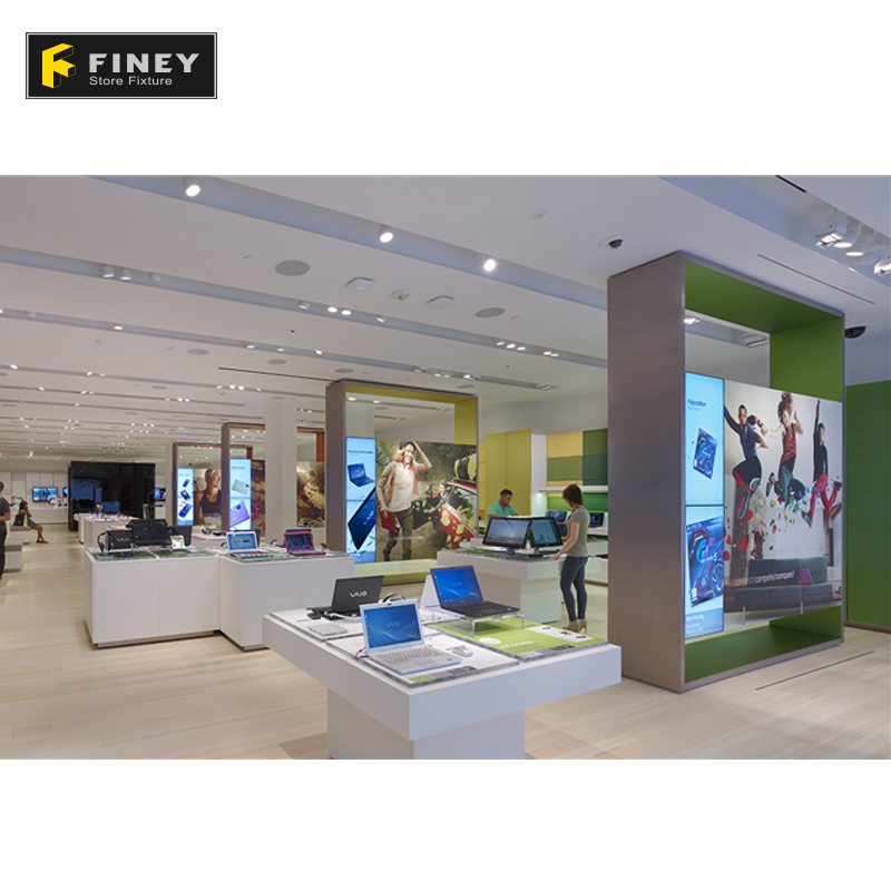 Custom Computer Shop Interior Design Ideas For Small Laptop Retail Store Buy Computer Shop Interior Design Ideas Interior Design For Small Computer Shop Small Computer Shop Interior Design Ideas Product On Alibaba Com