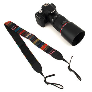 New Fancy Camera Neck Strap With Quick Release Buckle