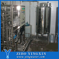 Factory Price Reverse Osmosis Small Seawater System / Food Water Purification Equipment