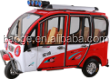 electric tricycle spare parts/battery electric auto rickshaws