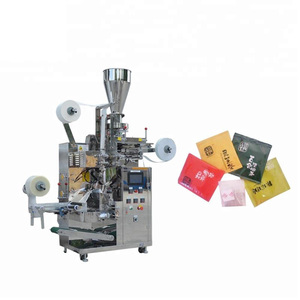 Cup volumetric filler measuring JB-180C small in india tea sachet packing machine with double chamber