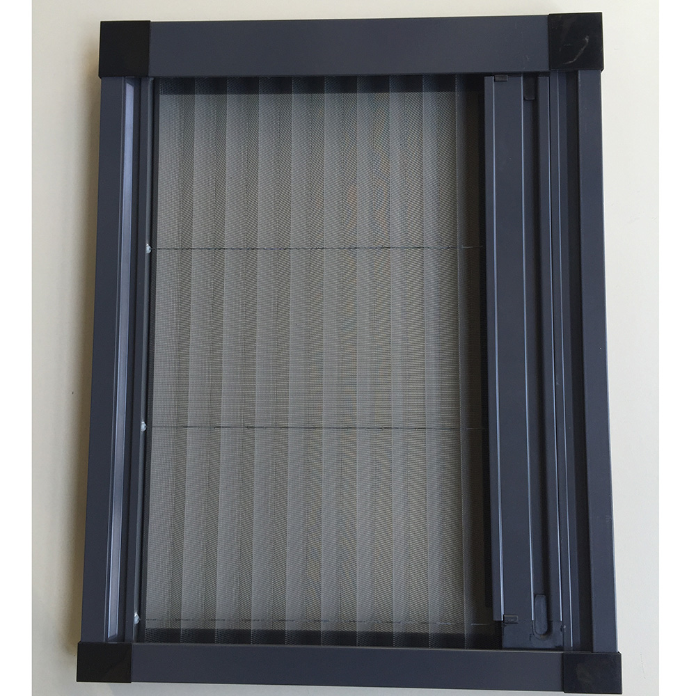 Mosquito Net Fly Insect Screen Window Mesh Net Aluminum Window With Retractive Screen