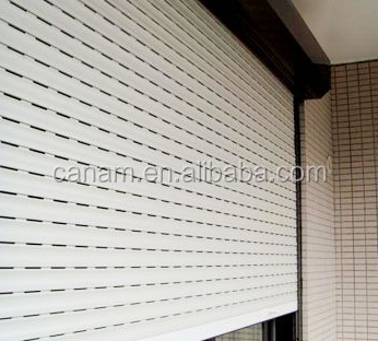 Hot Sale Electric Aluminium Rolling Window/Door/Garage Door