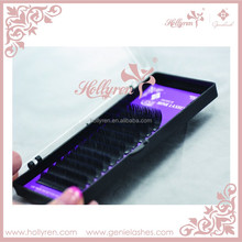 New Hot Super L Curl Individual Eyelash Extension 0.05 0.07 0.10 0.15 0.20mm