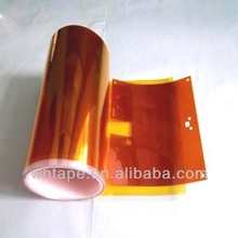 0.06MM Tan High Voltage and High Temperature PI Film with Different Size