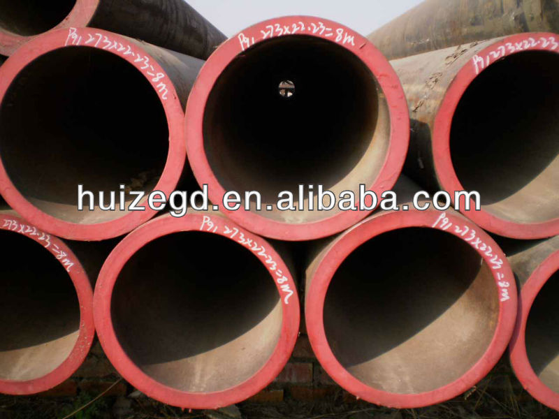 ASTM A519 Grade aisi 4130 seamless steel pipe