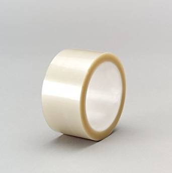 3M(TM) Polyester Film Tape 850 Transparent, 2 Inch x 72 Yard 1.9 Mil (Price is per Case)
