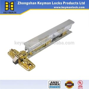 Top sell security panic bar fire rated door hardware