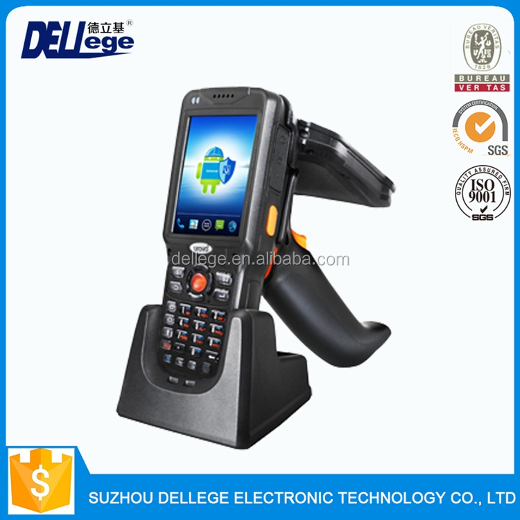 2017 Hot Selling Best Customized Android Barcode Scanner Pda