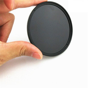 Invisible ND filter for camera
