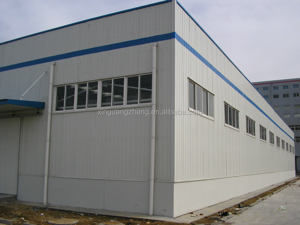 easy install light building portable warehouse