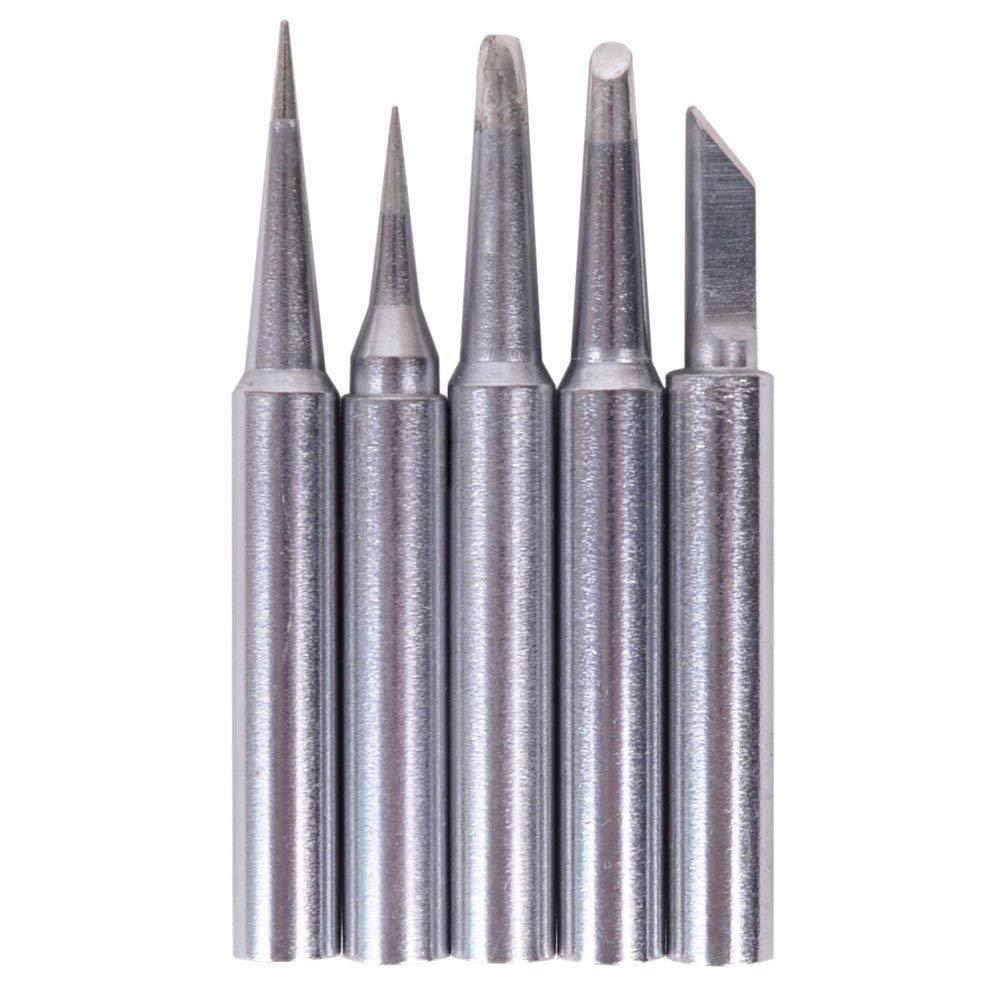 Weller 7135 Weller Ungar Unplated Copper Replacement Tips for 8200-3 2//pkg.