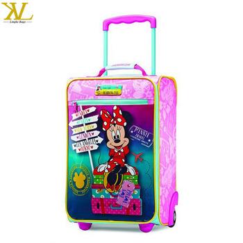96384dd8e867 Factory Wholesale Wheeled School Bag For Girls