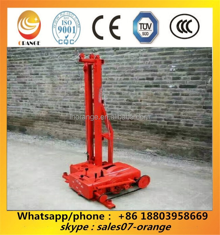 Agriculture widely use water well drilling machine cheap price with high quality