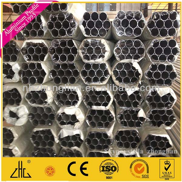 Wow!! Anodized Mill Finish Aluminium Pipe Price Per Ton From ...