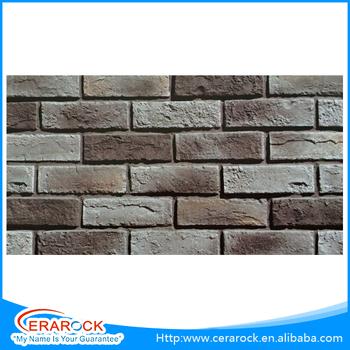 Exceptional Imitación Ladrillo Pared Piedra Para Fachada Exterior
