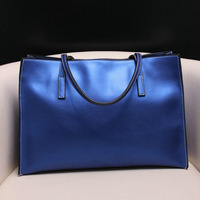 Chinese Factory 2016 Fashion Style Best Selling Genuine Leather Customized Lady Handbag Ladies Shoulder Tote Bags