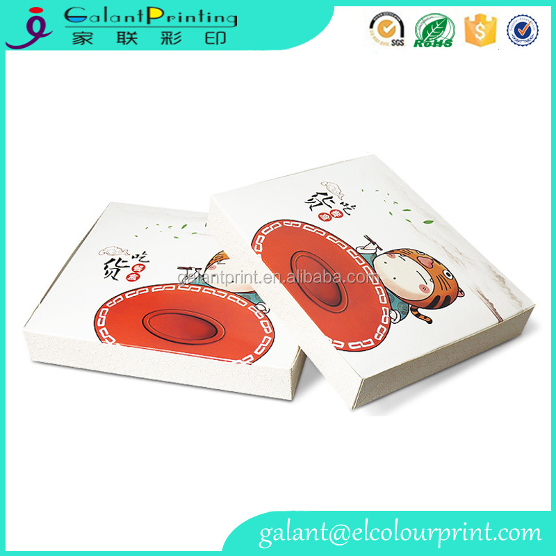 Customized Takeaway Food Paper Boxes Factory Direct Sales Recycled Food Container Package