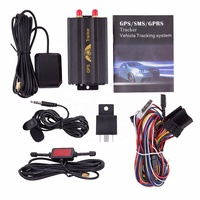 gps signal transmitter remote power cut-off function car gps tracker vehicle gps tracker