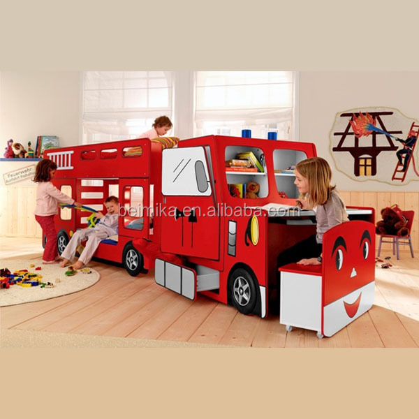 fire engine kids children bunk car bed buy kids cars bunk beds kids children bunk car bed kids. Black Bedroom Furniture Sets. Home Design Ideas