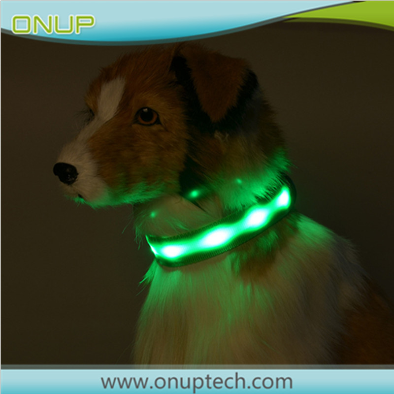 modern hot selling magnetic pet collar dog no bark collars