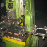 BTO-12 automatic razor blade barbed wire machine China supplier