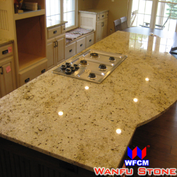 Cheap Modern White Granite Kitchen Island Tops Buy Kitchen Stove Island White Island Top Cheap Granite Island Top Product On Alibaba Com