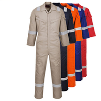 songxin direct factory reflective flame resistant bib overalls reflective safety coverall
