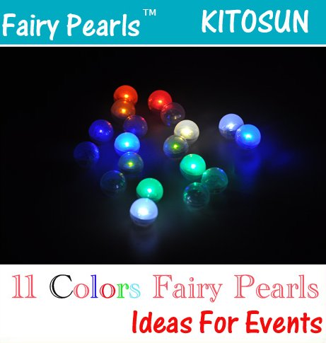 LED Round Ball Light Magical LED Berries Battery Operated Mini Twinkle LED Fairy Pearls