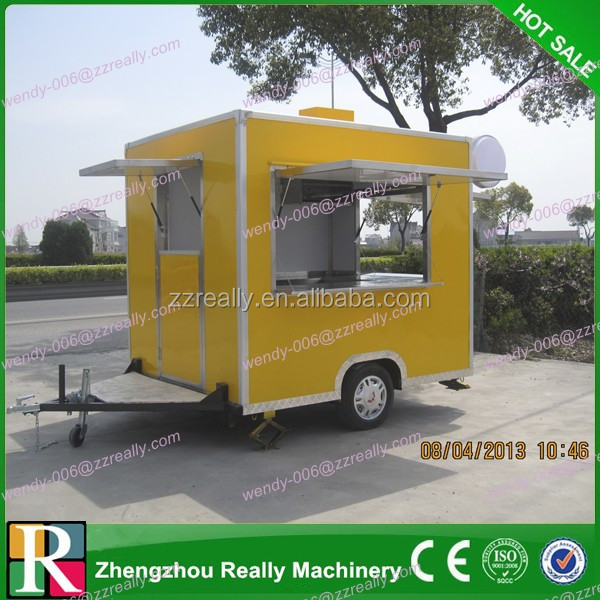 fast food caravan CE approved fast food caravans for sale