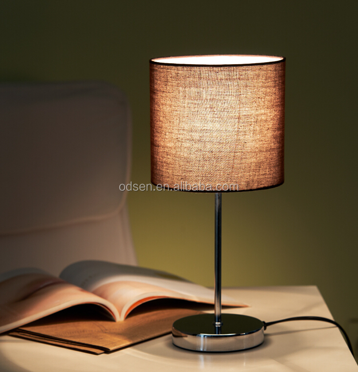 Luxury New Power Outlet Hotel Table Lamps IHQD10007 View Hotel Lamp IHOME