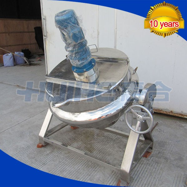 Nougat Cooking Mixer Machine For Sale