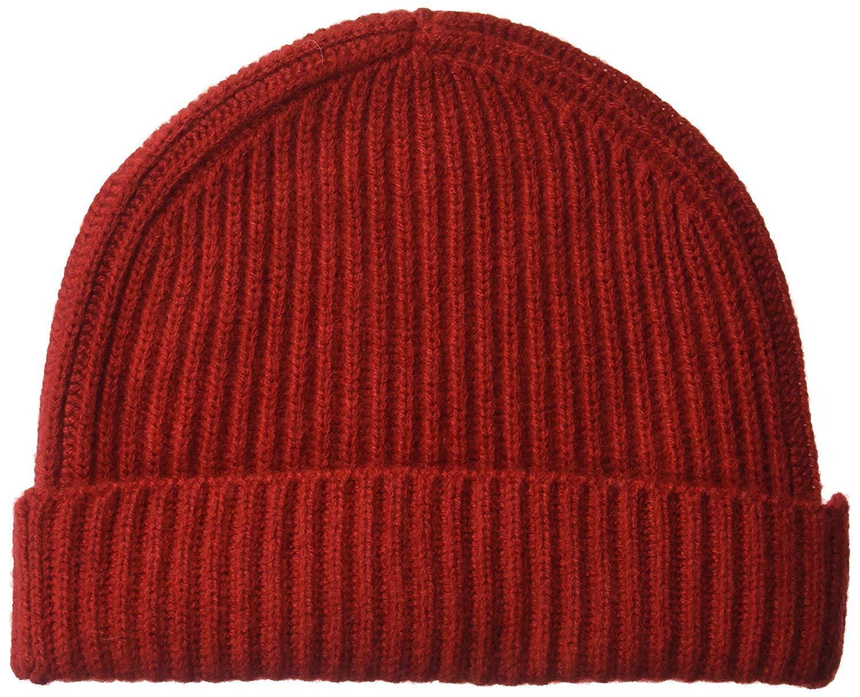 Williams Cashmere Rib Cuff Hat