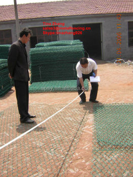 Gabion box /corrugated box manufacturing machinerystone cage/manufacturer/