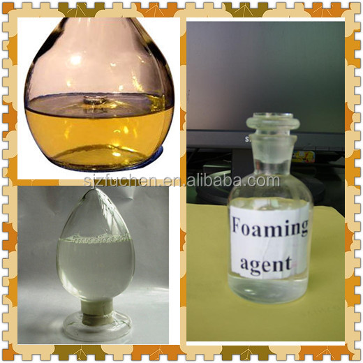 newest research foaming agent making in china