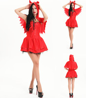 walson clothes apparel Red Devil Tween Fancy Dress