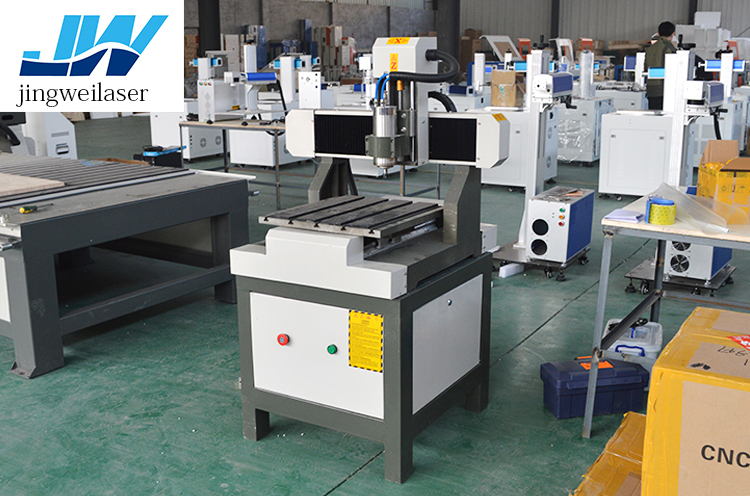 Factory Price 4040 CNC Engraving Machine Carved Wood Acrylic Plastic