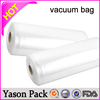 Yason barrier vacuum pouch packaging food biodegradable food textured vacuum seal bag rolls bags for vacuum packaging