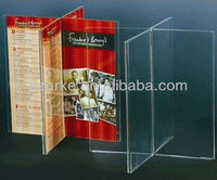 Acrylic frame for table tent